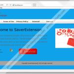 "Uninstall ""SaverExtension"" malware"
