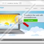 Remove SunriseBrowse ads