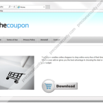 """Get rid of """"TheCoupon"""" ads"""