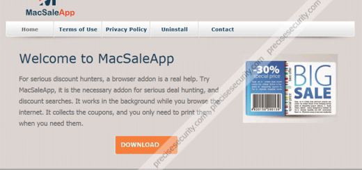 MacSaleApp