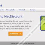 Remove MacDiscount ads