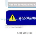 remove ads by selectiontool adware