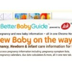 Remove BetterBabyGuide Toolbar