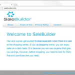 remove ads by salebuilder