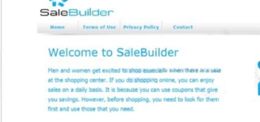 remove ads by salebuilder