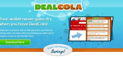 Remove DealCola