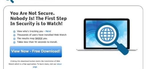 Remove Web Watch