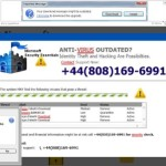 Remove customersupport123.com pop-up virus (Removal Guide)