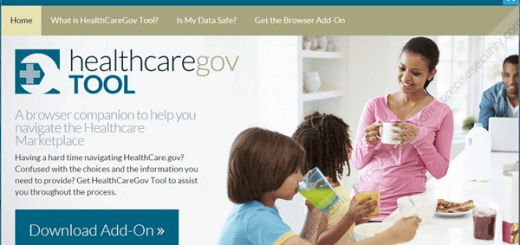 HealthCareGovTool
