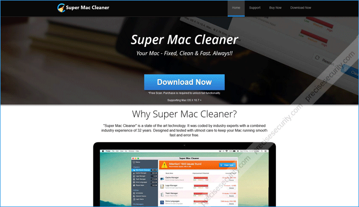 free mac cleaner software download