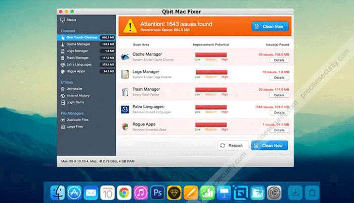 Qbit Mac Fixer