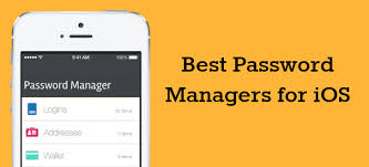 Best 5 Free  iOS Password Managers 2019