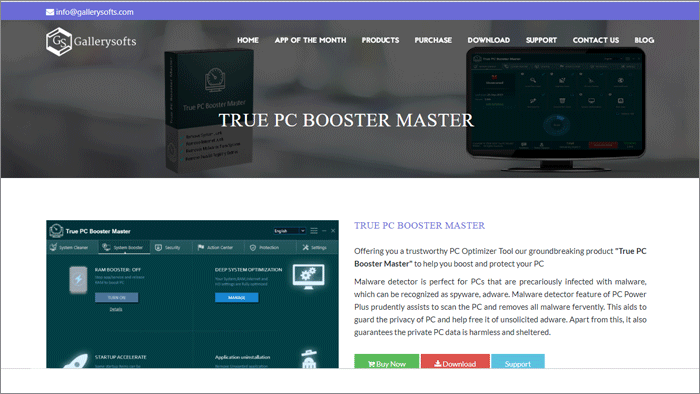 True PC Booster Master