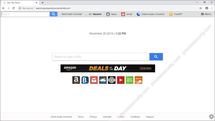 Search.quickaudioconvertertab.com
