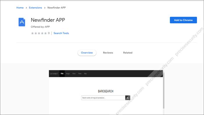 Newfinder APP