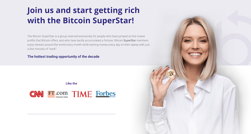 Bitcoin Superstar Review: SCAM OR LEGIT?