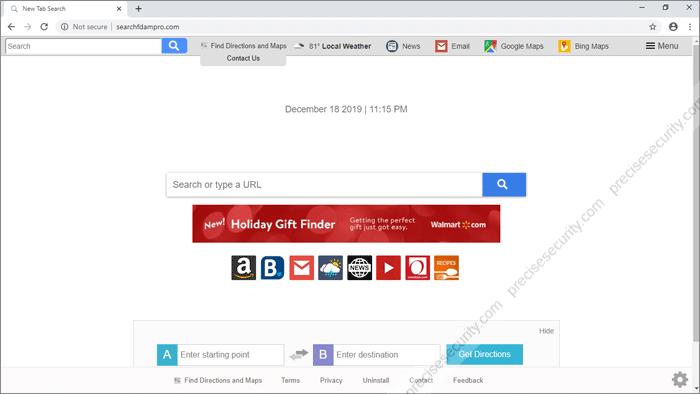 Searchfdampro.com